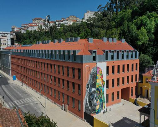 Residências Universitárias de Coimbra